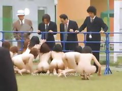 Slave Farm With Asian 5-11 Trained