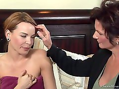 Alluring Dana Dearmond gets seduced by