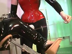 Rubber Sex Slave