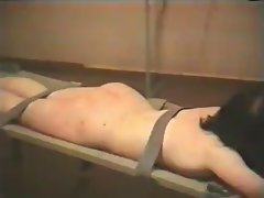 Hard Restrained Whipping
