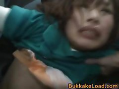 Cute Asian babe attacked on a bus ride part5