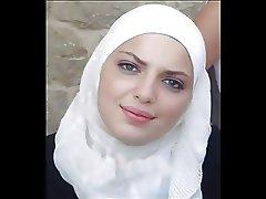 Incredible beautiful hot hijab arab  muslim women tribute