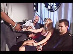Machelle Cuckolds Him With BBC DP