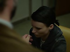 Rooney Mara - TheGirlWith TheDragonTattoo