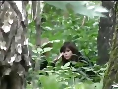 SPYCams Rus Voyeur TEENS  WC in Park COMPILATION - NV