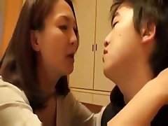 Japanese mom and not her son - part 1