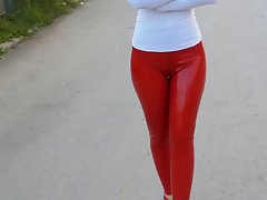 Hot Latex Woman 2