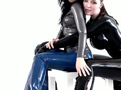 Marilyn Yusuf & Dutch Dame - Latex Beauties
