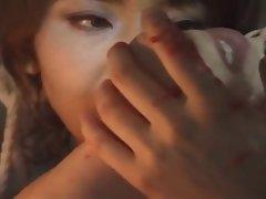 Japanese Lesbian Needle Bondage Play