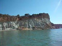 greek nudist beach zakynthos greece