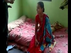 Real desi bhabhi fucked by her devar secretly at home